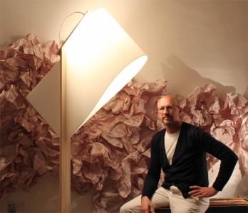 Luminária Minimalista   Design de Iluminação de Cristiano Mino